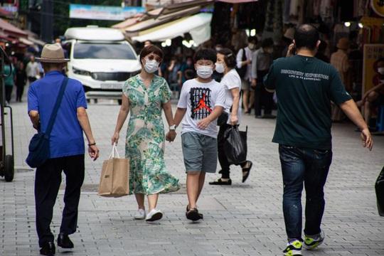 Hàn Quốc: Lại bùng phát ca nhiễm mới Covid-19 liên quan đến nhà thờ - Ảnh 1.
