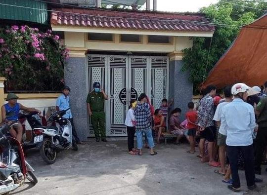 Người làm thuê dựng lều trước nhà đòi tiền: Nguyên phó Công an huyện đã trả 162 triệu đồng - Ảnh 2.