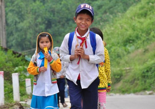 Quảng Ngãi cho học sinh tựu trường vào ngày 1-9 - Ảnh 1.