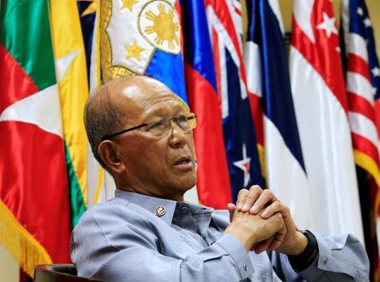 """Philippines: Trung Quốc tự tưởng tượng ra """"đường chín đoạn"""" - Ảnh 1."""