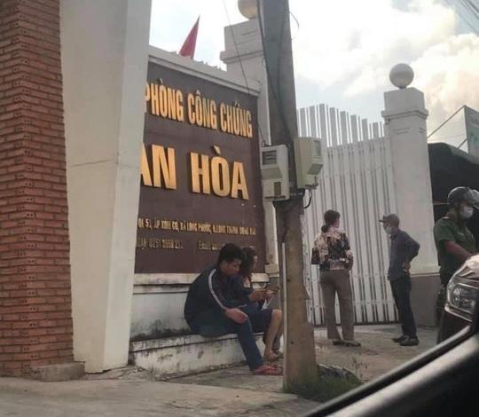 Nóng: Điều tra vụ cướp giật hơn 200 triệu đồng tại cổng phòng công chứng ở Đồng Nai - Ảnh 2.