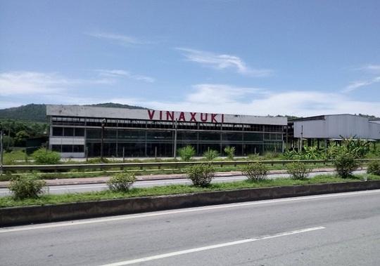 Vietcombank lần thứ 4 rao bán nhà máy Vinaxuki Thanh Hóa - Ảnh 1.