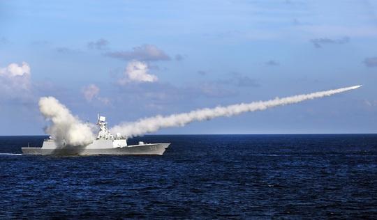 Nguy cơ Trung Quốc – Mỹ đụng độ quân sự tăng cao - Ảnh 1.