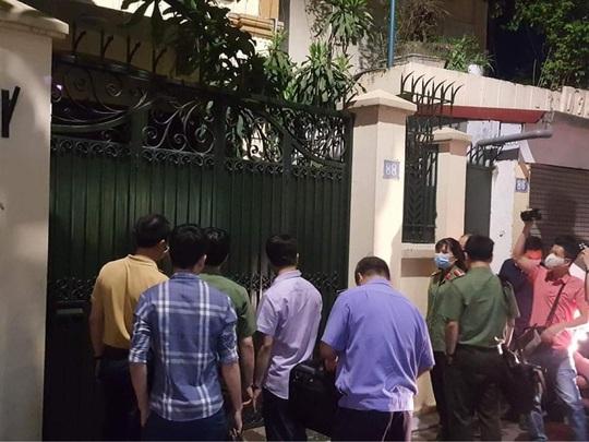 Ông Nguyễn Đức Chung bị khởi tố, bắt tạm giam - Ảnh 2.