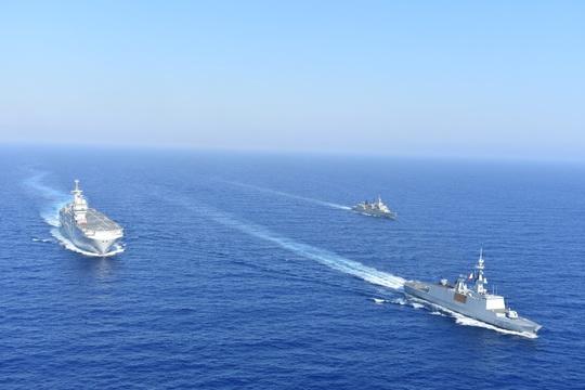 EU ủng hộ Hy Lạp, gây sức ép lên Thổ Nhĩ Kỳ - Ảnh 1.
