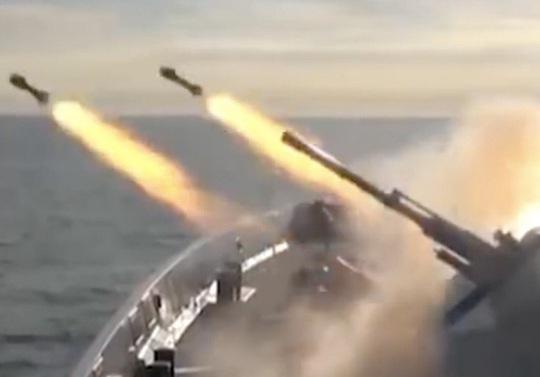 Trung Quốc kéo dài chuỗi tập trận rầm rộ trên biển - Ảnh 1.