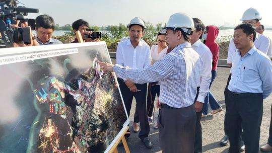 Thông qua dự án cầu Phước An nối Đồng Nai - Bà Rịa-Vũng Tàu - Ảnh 1.