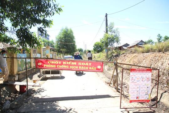 5 trường hợp mắc bạch hầu ở Quảng Trị đã được xuất viện - Ảnh 1.