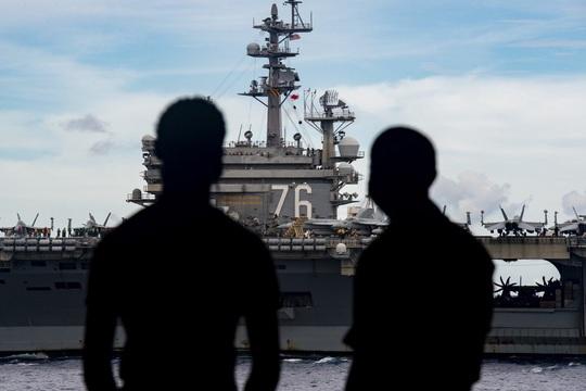 SCSPI: Mỹ đang chuẩn bị để hành động quân sự với Trung Quốc trên biển Đông - Ảnh 2.
