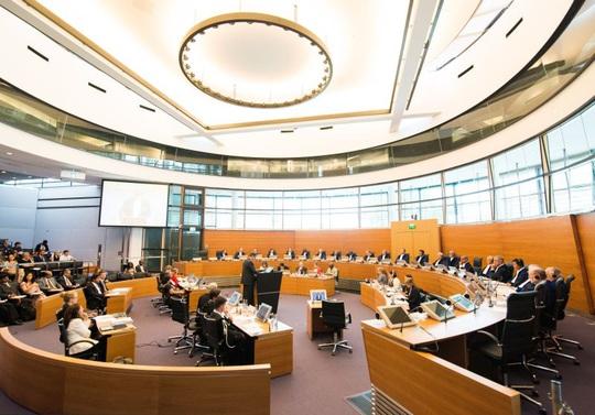Trung Quốc muốn tham gia Tòa Quốc tế về luật biển, Mỹ phản đối - Ảnh 2.