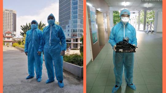 Viettel hoàn thành phủ sóng 4G tại bệnh viện dã chiến Đà Nẵng - Ảnh 2.