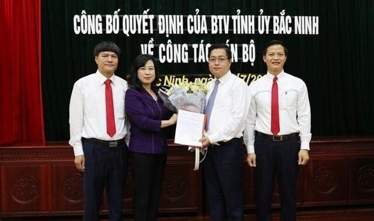 Bí thư Thành ủy Bắc Ninh Nguyễn Nhân Chinh sau 13 ngày tại vị: Không thể điều chuyển là xong - Ảnh 1.