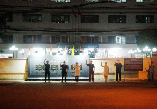 Bệnh viện C Đà Nẵng đã mở cửa trở lại, sau 14 ngày phong tỏa hoàn toàn - Ảnh 1.