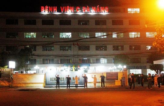 Bệnh viện C Đà Nẵng đã mở cửa trở lại, sau 14 ngày phong tỏa hoàn toàn - Ảnh 4.