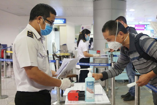 Nối lại các đường bay quốc tế thường lệ - Ảnh 1.