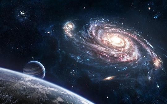 Vật thể không gian bí ẩn biến Trái Đất thành hành tinh sống được - Ảnh 1.