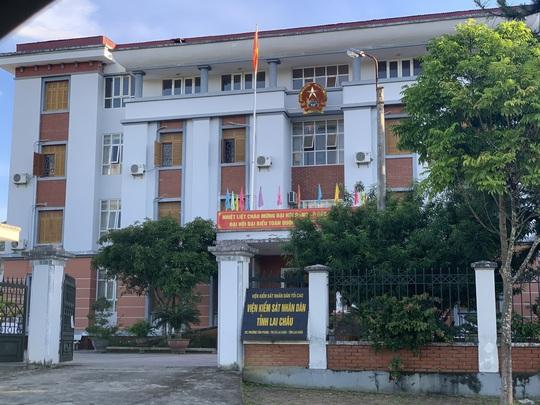 Đánh bạc, Viện trưởng VKSND tỉnh Lai Châu bị cách chức - Ảnh 1.