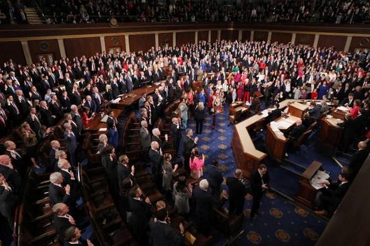 Quốc hội Mỹ đang cứng rắn chưa từng có với Trung Quốc - Ảnh 1.