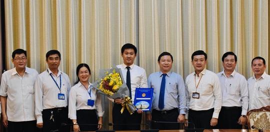 UBND TP HCM bổ nhiệm nhân sự lãnh đạo 2 đơn vị - Ảnh 2.
