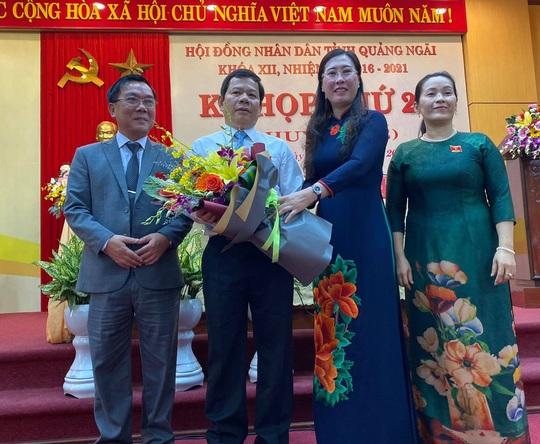 Quảng Ngãi có tân Chủ tịch UBND tỉnh - Ảnh 1.