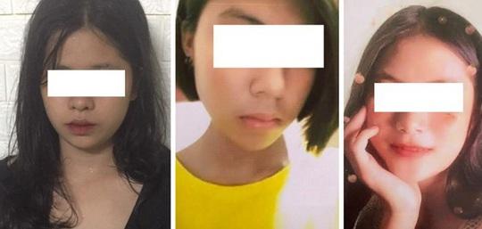 Giải cứu 5 nữ sinh bị ép làm nhân viên quán karaoke - Ảnh 1.