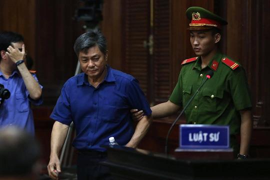 VKS đề nghị mức hình phạt đối với ông Nguyễn Thành Tài và đồng phạm - Ảnh 3.