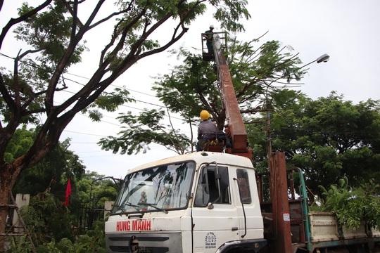Đà Nẵng- Quảng Nam cho học sinh nghỉ học tránh bão - Ảnh 7.