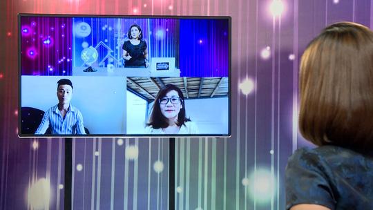 Hết làm bà mối truyền hình, Cát Tường mai mối online - Ảnh 2.