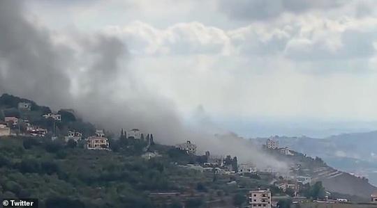 Lebanon lại rung chuyển vì một vụ nổ - Ảnh 2.
