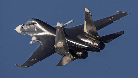 Chiến đấu cơ Su-30 của Nga bị đồng đội bắn rơi - Ảnh 2.