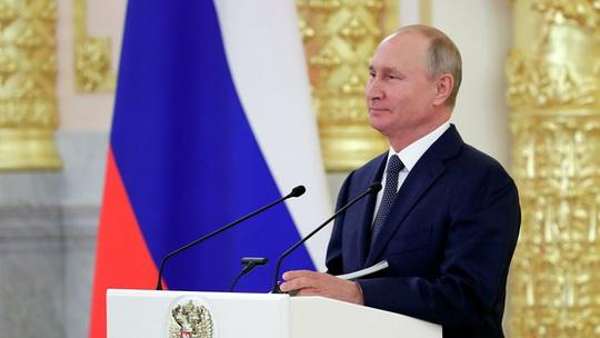 Sau ông Trump, tới lượt ông Putin được đề cử giải Nobel Hòa bình - Ảnh 1.