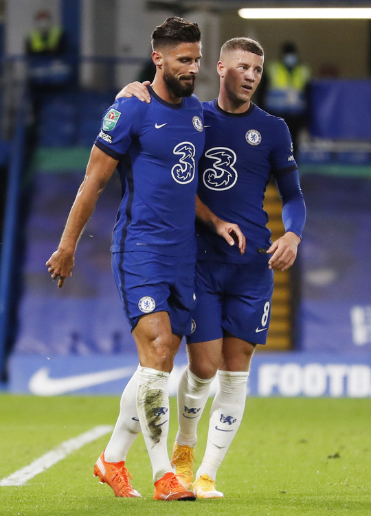 Bom tấn Kai Havertz lập hat-trick, Chelsea bùng nổ League Cup - Ảnh 4.