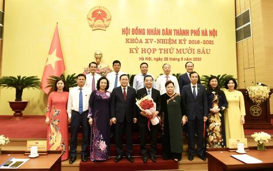 Tân Chủ tịch Hà Nội Chu Ngọc Anh nói gì sau khi nhận chức? - Ảnh 2.