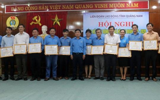 Quảng Nam: Hỗ trợ 360 Mái ấm Công đoàn cho CNVC-LĐ - Ảnh 1.