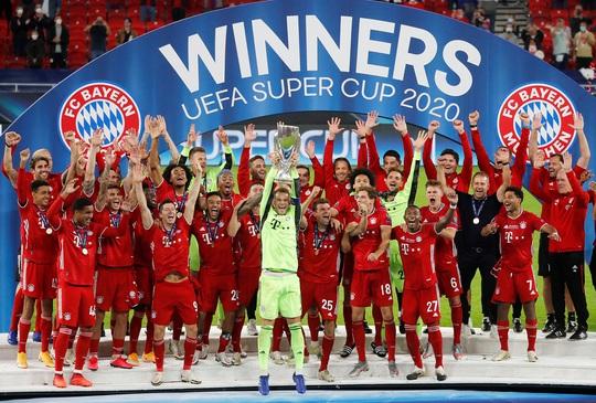 Ngược dòng đẳng cấp, Bayern Munich đăng quang Siêu cúp châu Âu - Ảnh 10.