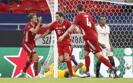 Ngược dòng đẳng cấp, Bayern Munich đăng quang Siêu cúp châu Âu - Ảnh 7.
