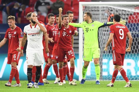 Ngược dòng đẳng cấp, Bayern Munich đăng quang Siêu cúp châu Âu - Ảnh 8.
