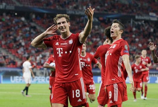 Ngược dòng đẳng cấp, Bayern Munich đăng quang Siêu cúp châu Âu - Ảnh 4.