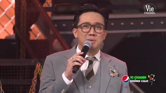 Trấn Thành lại gây tranh cãi ở Rap Việt - Ảnh 2.