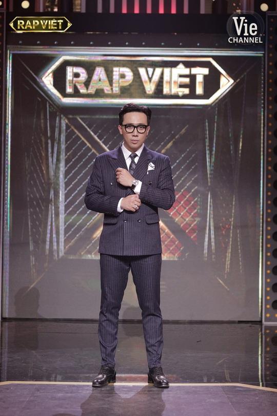 Trấn Thành lại gây tranh cãi ở Rap Việt - Ảnh 1.