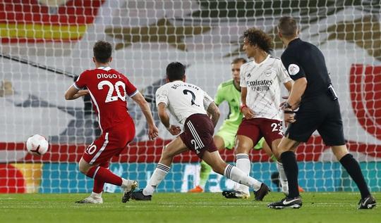 Tân binh 45 triệu bảng lập công, Liverpool đánh bại Arsenal trận đại chiến - Ảnh 6.