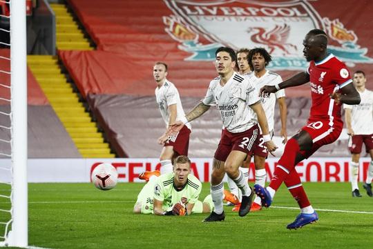Tân binh 45 triệu bảng lập công, Liverpool đánh bại Arsenal trận đại chiến - Ảnh 3.