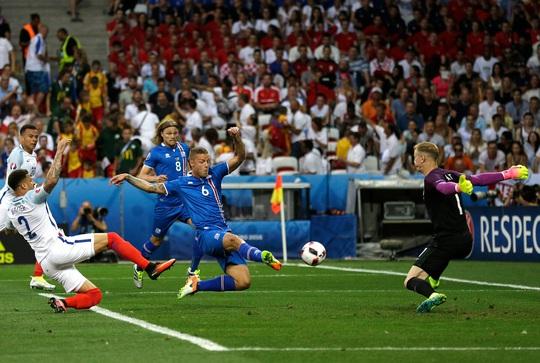 Nations League: Tuyển Anh quyết đấu Iceland - Ảnh 1.