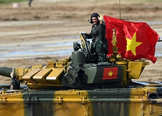 Việt Nam và hai đội tăng Đông Nam Á vào chung kết Army Games 2020 - Ảnh 4.