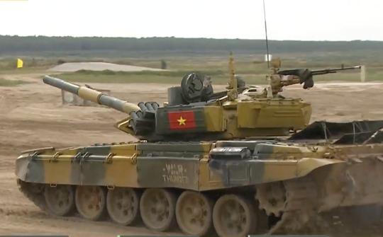 Tuyển xe tăng Việt Nam nhận cúp vô địch Army Games 2020 - Ảnh 5.