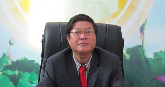 Sai phạm đất đai, nguyên chủ tịch huyện ở Phú Yên bị khởi tố - Ảnh 1.