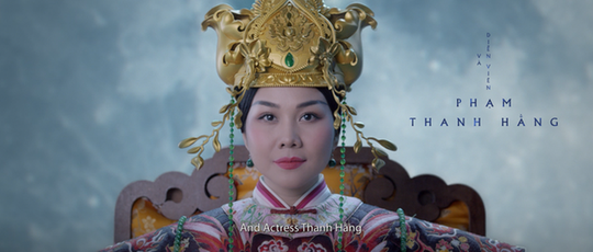 Thanh Hằng tái xuất, vào vai Thái hậu Dương Vân Nga - Ảnh 2.