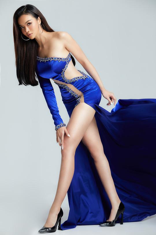Hoa hậu Kiều Ngân tung bộ ảnh sexy - Ảnh 5.