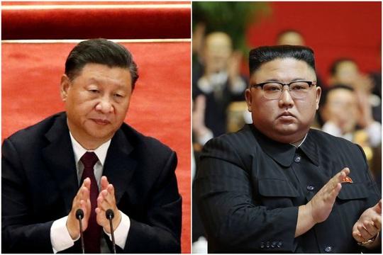 Ông Tập Cận Bình gửi điện chúc mừng ông Kim Jong-un - Ảnh 1.