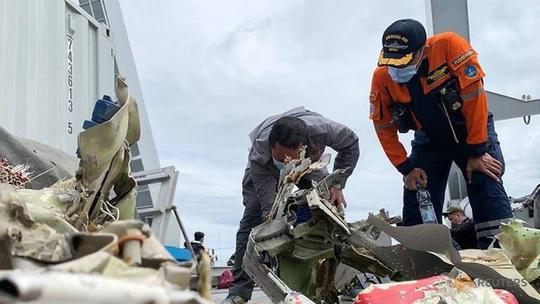 Máy bay chở 233 hành khách bị hỏng vì đâm phải tuyết - Ảnh 2.